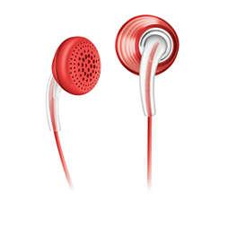 In-Ear Neckstrap Headphones