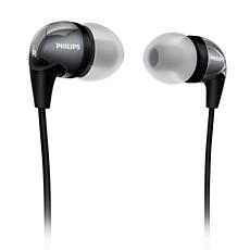 SHE3680/10  Écouteurs intra-auriculaires