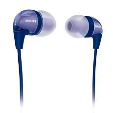 SHE3682/10  Écouteurs intra-auriculaires