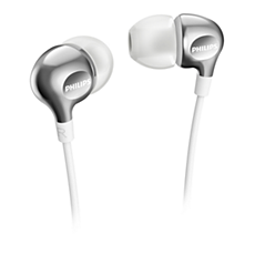 SHE3700WT/00 -    Fones de ouvido