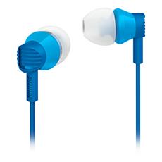 SHE3800BL/00  In-Ear Headphones