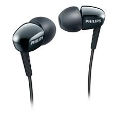 SHE3900BK/00  In-Ear Headphones