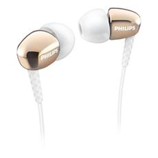 SHE3900GD/00  In-Ear Headphones