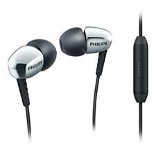 In-ear/earbud headphones
