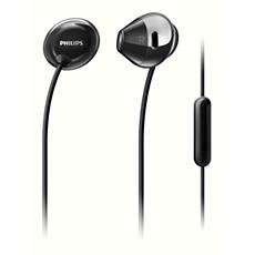 SHE4205BK/00  Headphones with mic