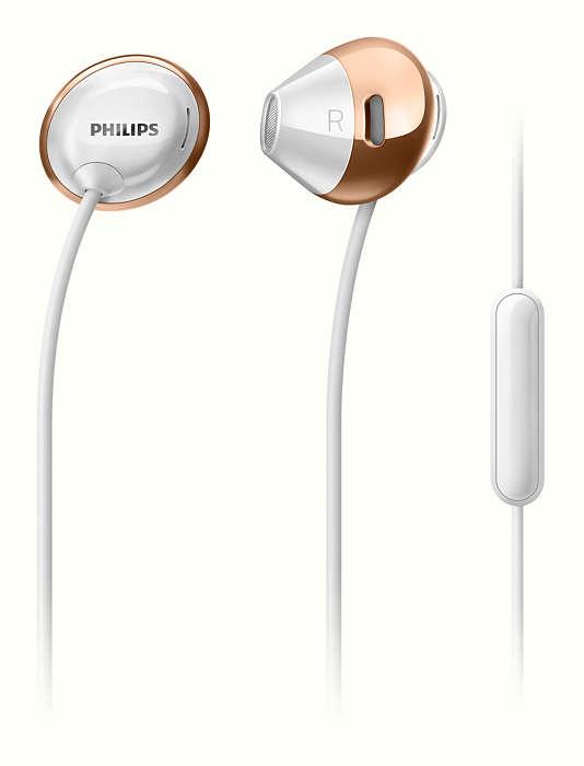Unos auriculares que desafían las leyes de la gravedad