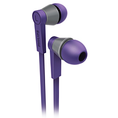 SHE5105PP/10 -    CitiScape in-ear-hörlurar