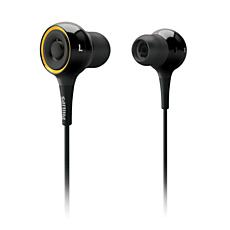 SHE6000/28  Audífonos intrauditivos