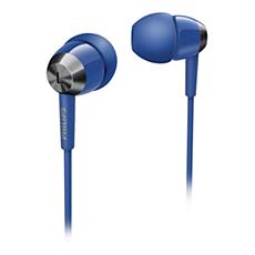 SHE7000BL/10  In-Ear Headphones