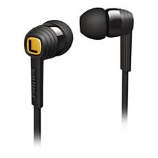 SHE7050BK/00  CitiScape In-Ear Headphones