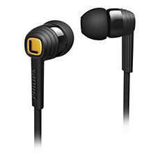 SHE7050BK/00  CitiScape In-Ear Headphones