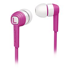 SHE7050PK/00  CitiScape In-Ear Headphones