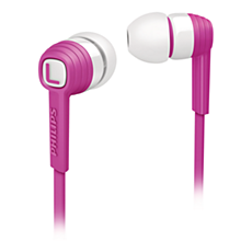SHE7050PK/00 -    CitiScape In-Ear Headphones