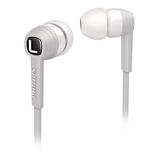 SHE7050WT/00  CitiScape In-Ear Headphones