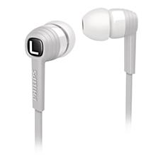 SHE7050WT/00  Audífonos intrauditivos CitiScape