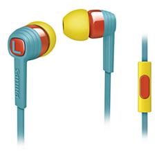 SHE7055BR/00  CitiScape fülbe helyezhető fejhallgató