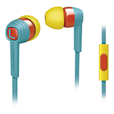 SHE7055BR/00  Słuchawki douszne CitiScape
