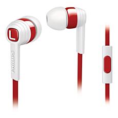 SHE7055EN/00  CitiScape In-Ear Headphones