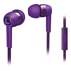 SHE7055PP/00 -    CitiScape In-Ear Headphones