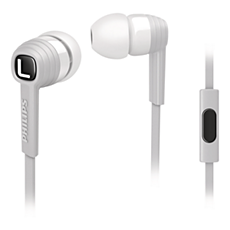 SHE7055WT/00  CitiScape In-Ear Headphones