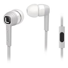 SHE7055WT/00  Audífonos intrauditivos CitiScape