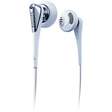 SHE7600/00 -    In-Ear-hörlurar