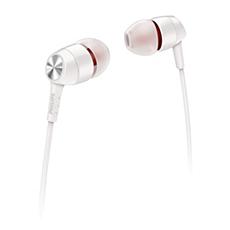 SHE8000WT/10  Słuchawki douszne