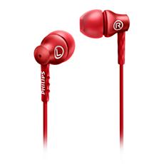 SHE8100RD/00 -    In-Ear Headphones