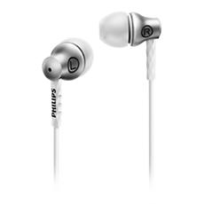 SHE8100SL/00 -    Écouteurs intra-auriculaires