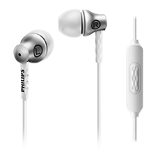 SHE8105SL/00 -    Sluchátka do uší smikrofonem