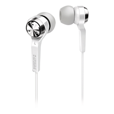 SHE8500WT/10  In ear headphones