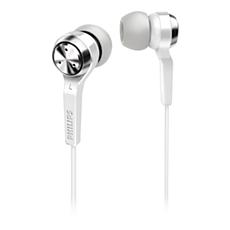 SHE8500WT/10 -    Écouteurs intra-auriculaires