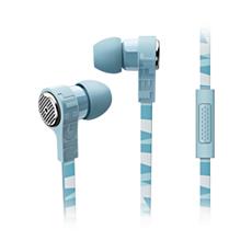 SHE9055TL/00  Hörlurar med mikrofon