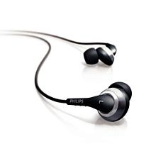SHE9800/00  Écouteurs intra-auriculaires