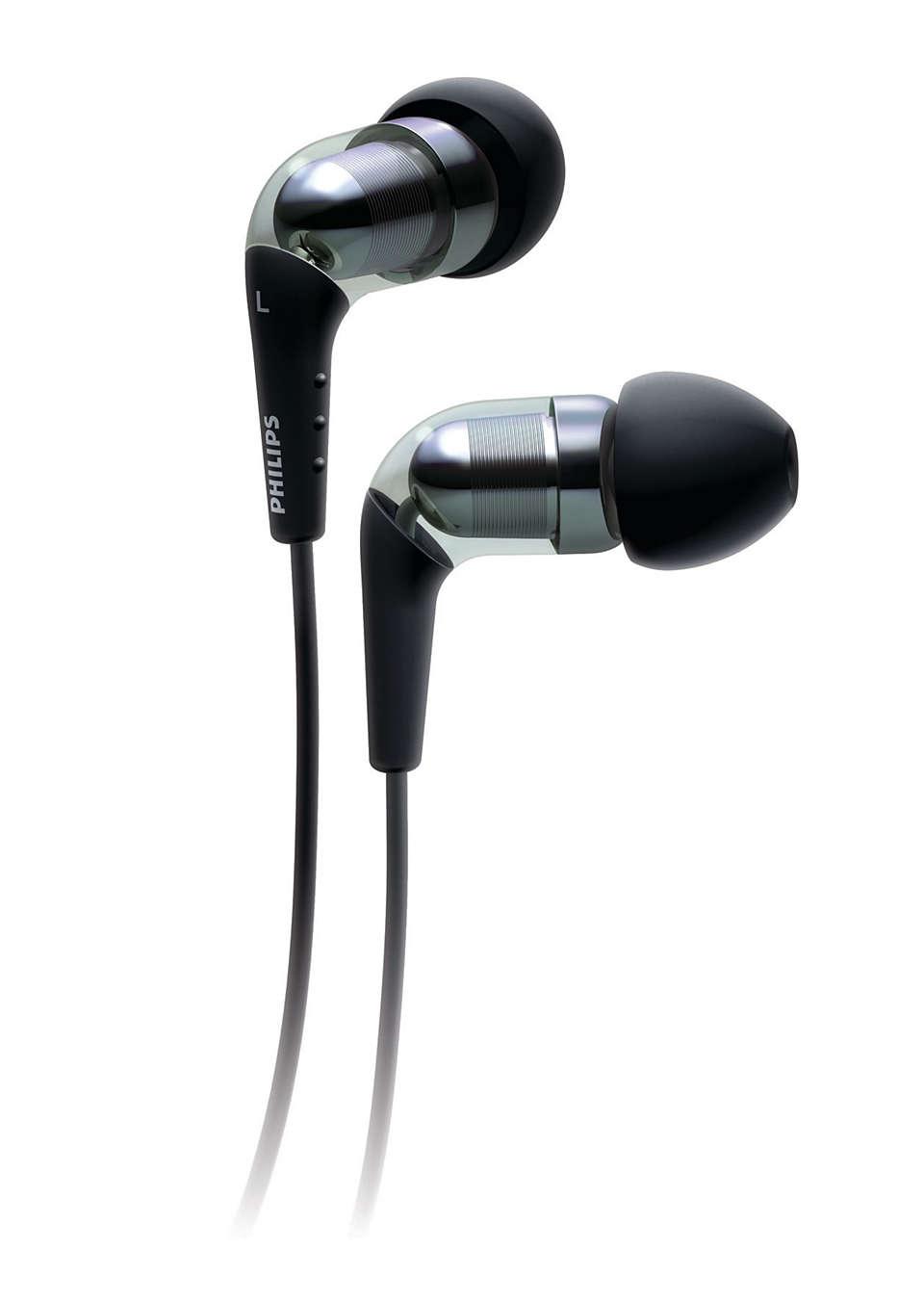 Audio nitido e ricco di dettagli