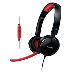 SHG7210/10 -    Headset para jogos no PC