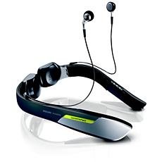 SHG8010/00 -    Cuffia portatile per giochi