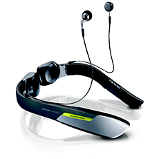SHG8010/00 -    Przenośne słuchawki do gier