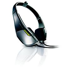 SHG8050/00 -    Hörlurar för spel