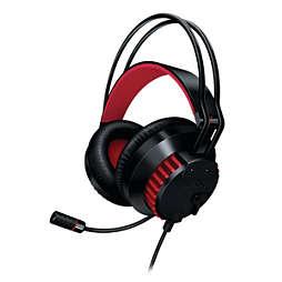 Audífonos para juegos de PC