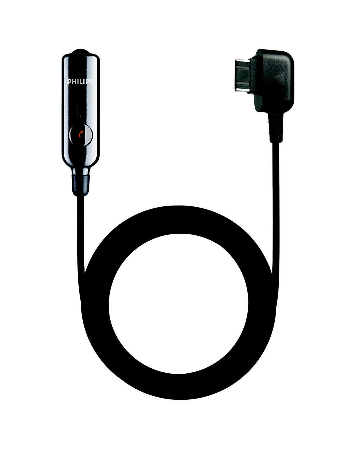 Upgrade uw hoofdtelefoon