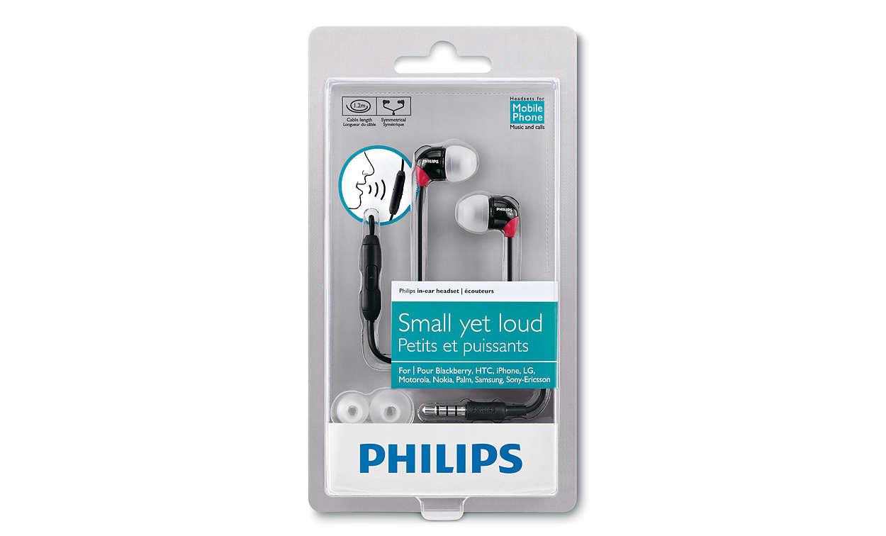 9ca41d36d90 In-Ear Headset SHH3580 10