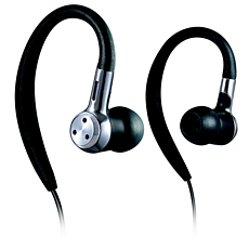 SHH8000/00  Ear hook Headphones