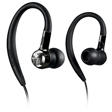 SHH8006/28 -    Headset for iPhone with remote and mic