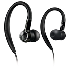 SHH8107/28  Headset for iPhone with remote and mic