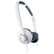 SHH9501/00 -    Słuchawki z pałąkiem na głowę