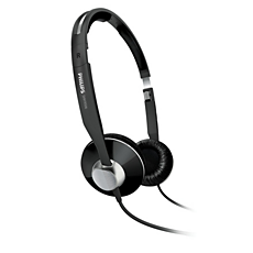 SHH9506/28 -    Headset for iPhone with remote and mic