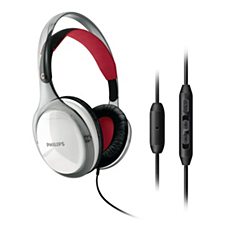 SHH9560/10 -    Auriculares con banda sujetadora