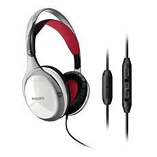 SHH9560/10 -    Zestaw słuchawkowy z pałąkiem na głowę