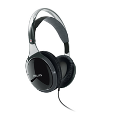 SHH9567/10  Headset for iPhone with remote and mic